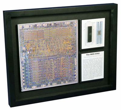 MOS 6502 Microprocessor - The Hobbyist's Microprocessor - Atari, Apple