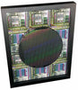 Silicon Wafer with System on a Chip Chips - 8 inch