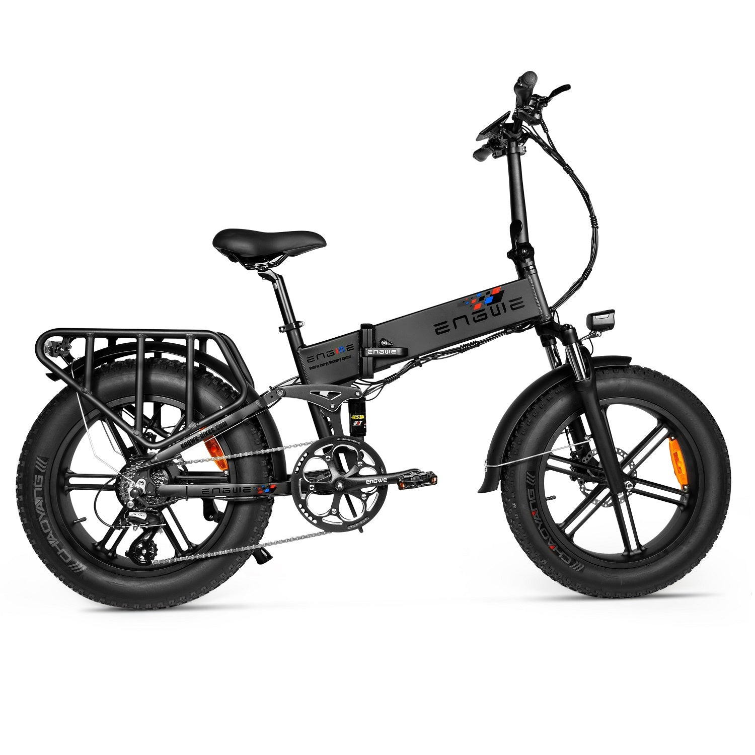 ENGINE 500W Upgrade Electric Bike
