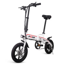 Load image into Gallery viewer, ENGWE PRID Folding Mini E-Bike with Pedal Power Assisted and Cruise Control