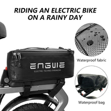 Load image into Gallery viewer, ENGWE Folding Full Suspension Electric Mountain Bike with 21 Speed and Duel Disc Brake