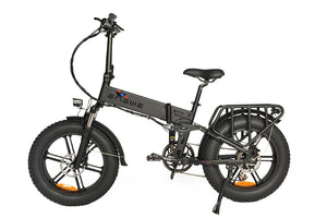 ENGWE PRIDE-3 Folding Full Suspension Electric Mountain Bike with 21 Speed and Duel Disc Brake