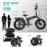 Load image into Gallery viewer, ENGINE 500W Upgrade Electric Bike