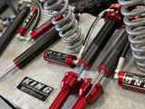 95-04 TACOMA COILOVER SET WITH FABTECH OR ROUGH COUNTRY 6'' LIFTS