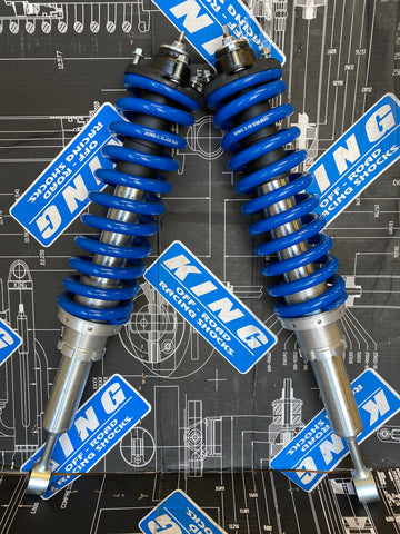 BLUE 05-21 TACO, 03-21 T4R, 07-14 FJ CRUISER 6''- 8'' adjustable coilover set