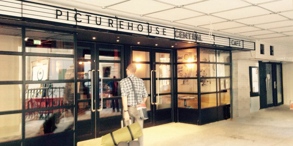 Picturehouse Cinema Readograph