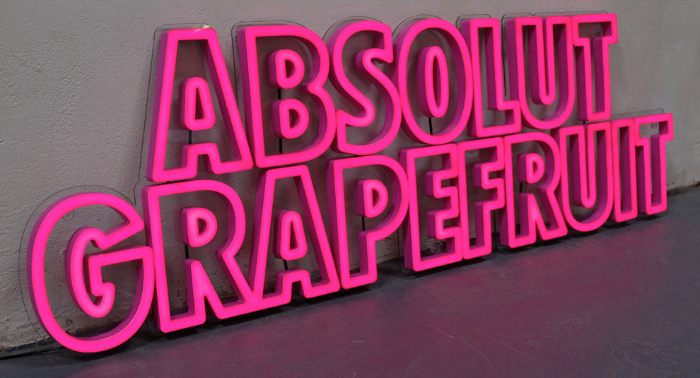 Pink Led Neon Sign