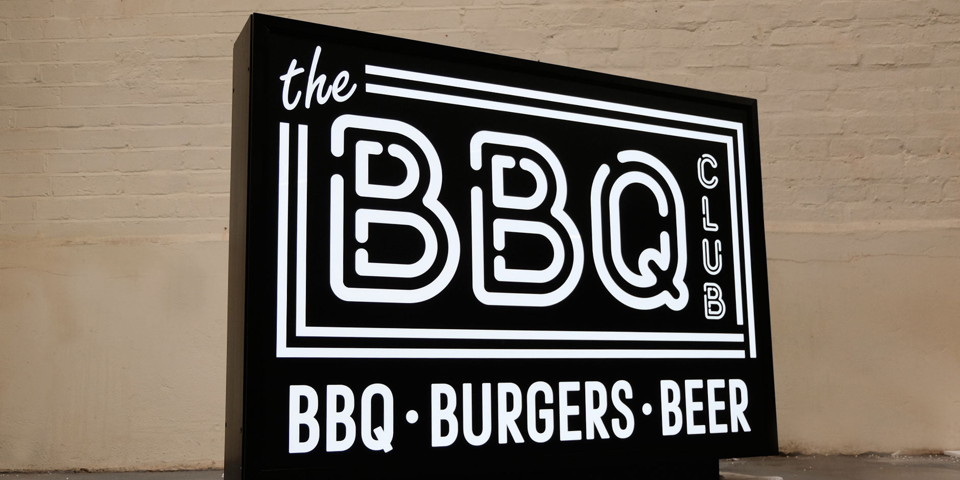 BBQ Light Box