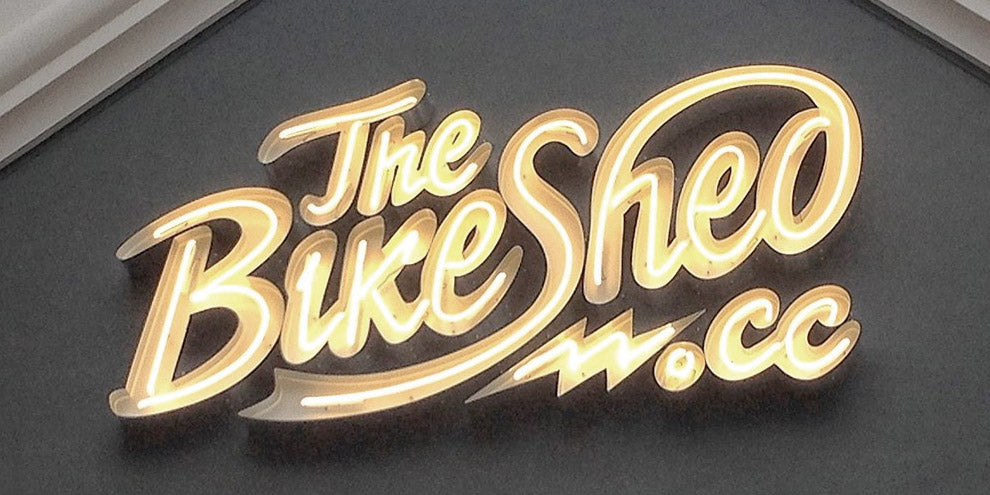 Bike Shed MC Neon Sign
