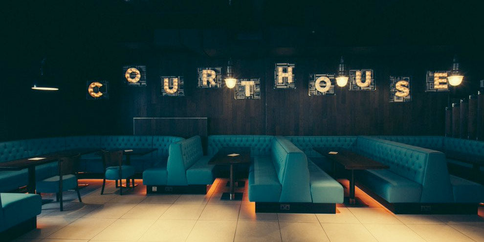 The Courthouse Bar, Isle of Man