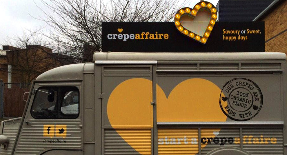 Crepe Affaire Truck