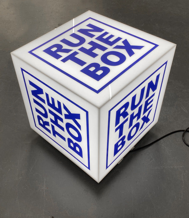 Cube Light Box