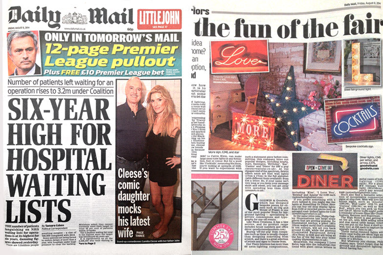 Daily Mail - All the Fun of the Fair
