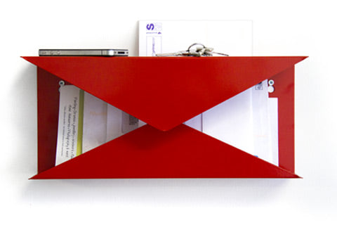 Envelope Shelf