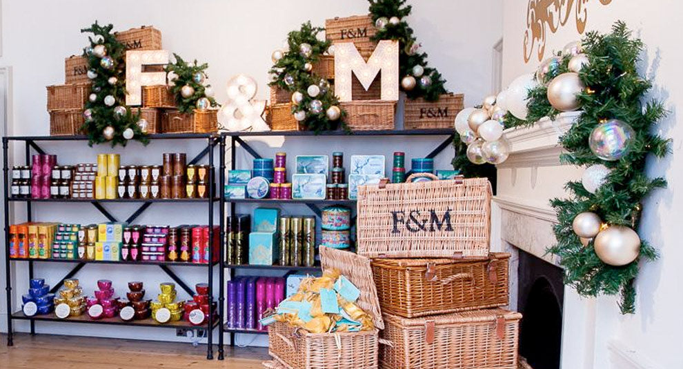 Fortnum and Mason Sign