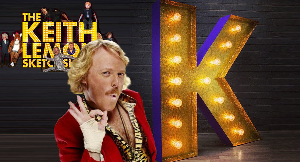 Keith Lemon Sign