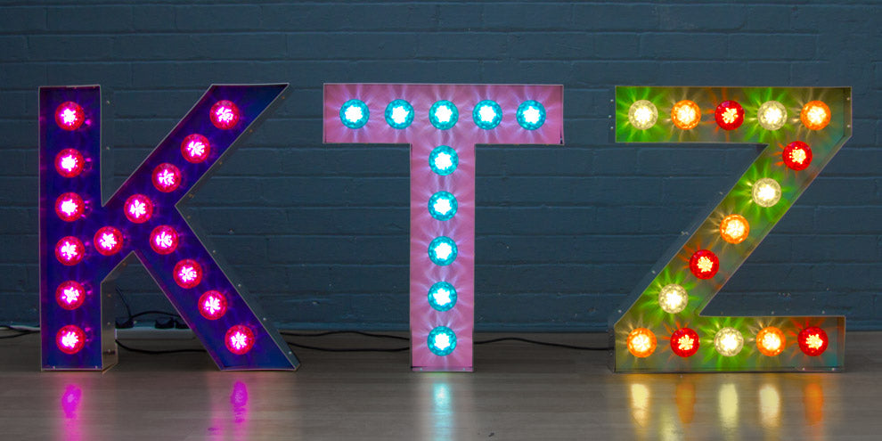 light up letters for kids rooms=
