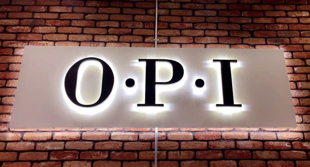 OPI Office Sign