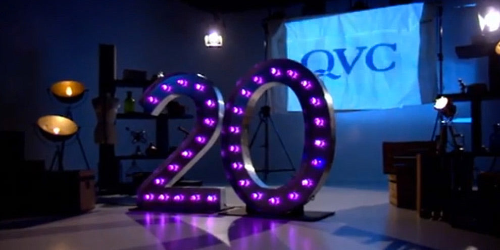 QVC 20th Anniversary
