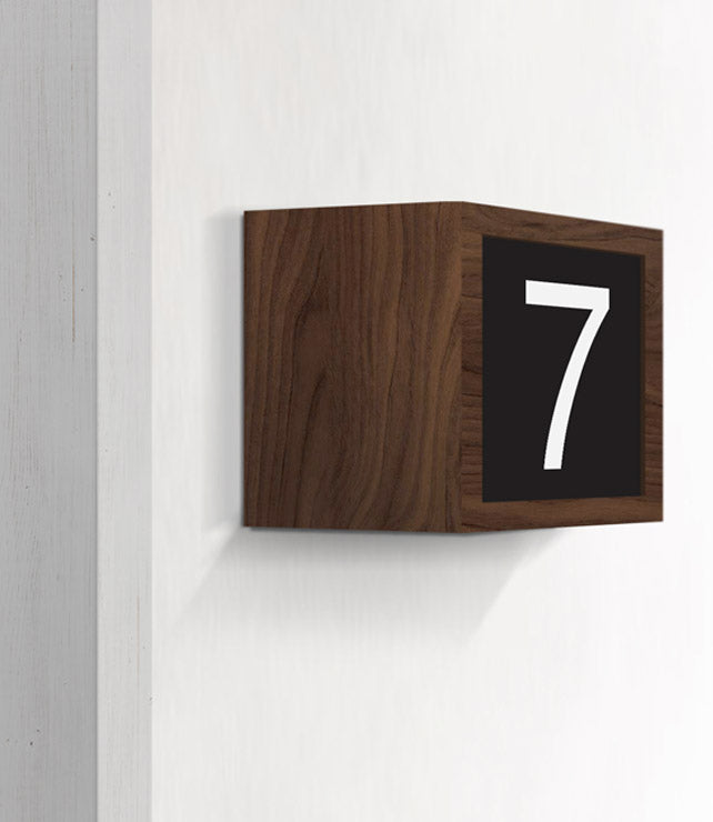Hotel Cube Room Number