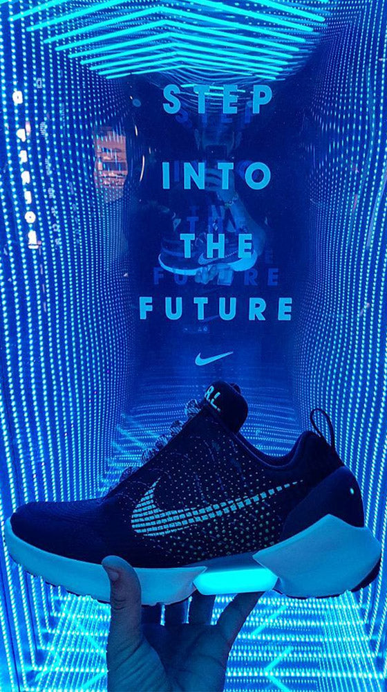 Infinity Mirror For Nike