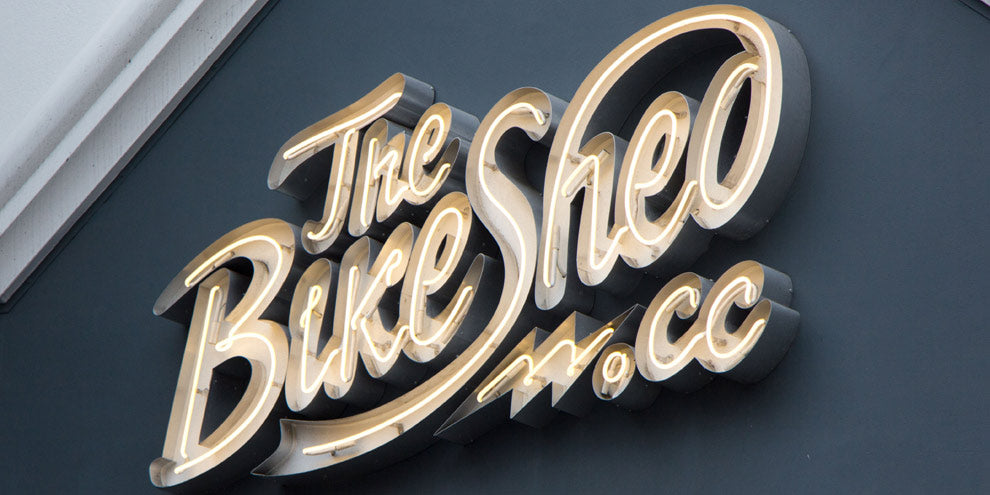 Bike Shed Sign