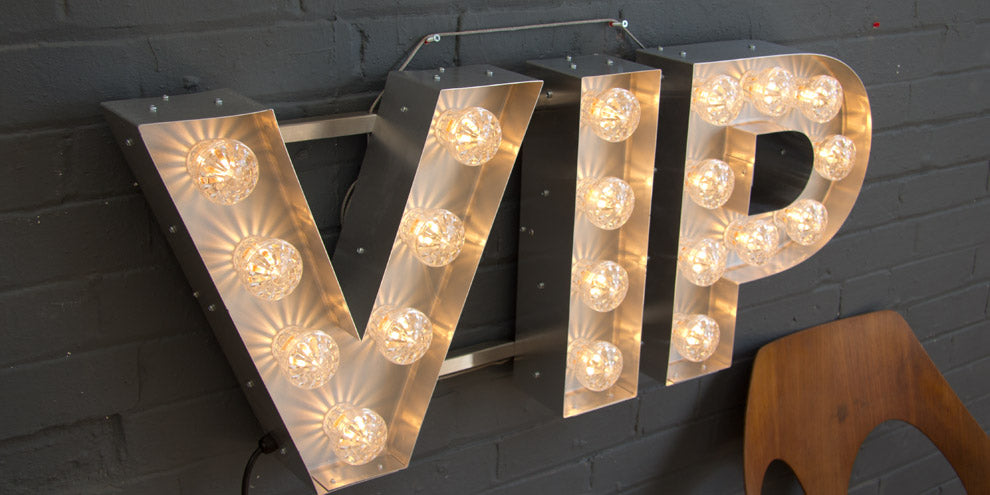 Industrial Light Letters