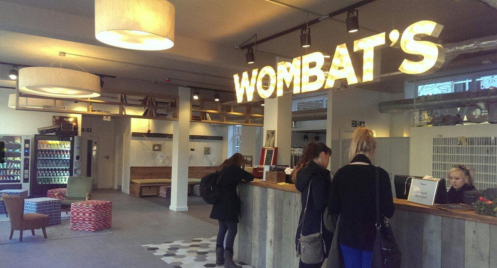 Wombat's Sign London