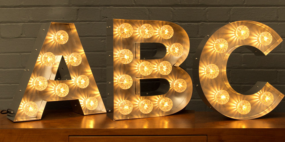 lighted letter signs light up letters single letters goodwin amp goodwin 23445 | illuminated letters 1024x1024
