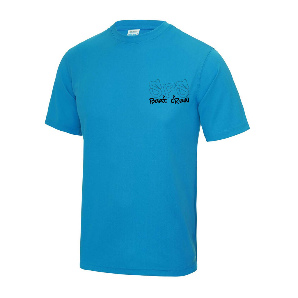 PERFORM Phillips School of Dance Children's Sapphire Blue Cool Tee