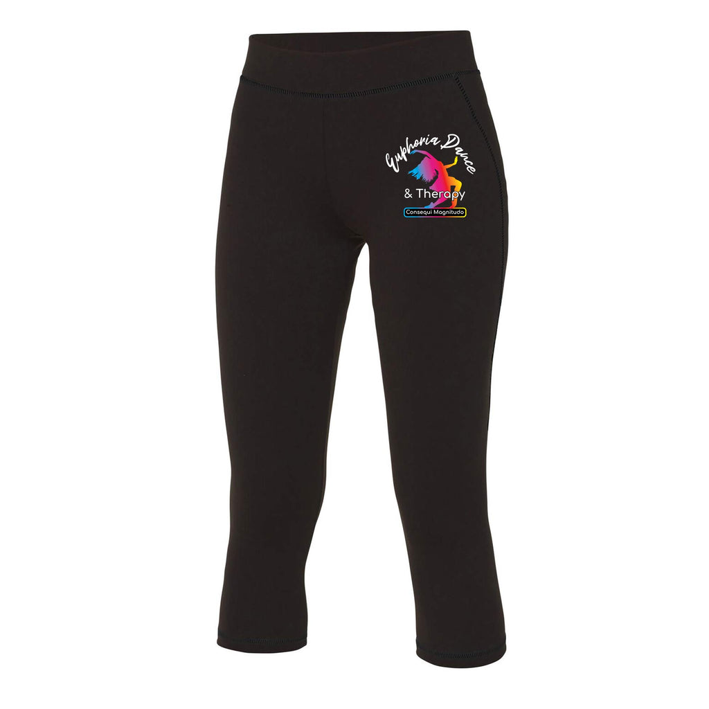 Tappers & Pointers Capri Tights