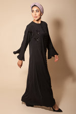 Sequined Tunic Black