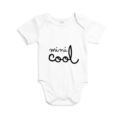 Body bébé mini cool