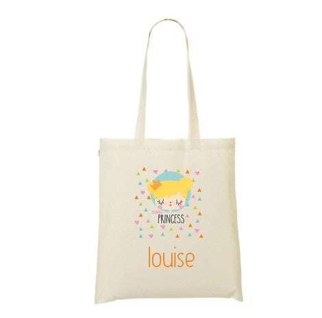 Tote bag le sac de Louise