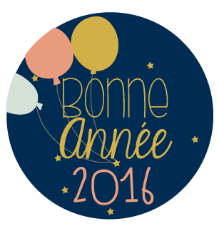 Sticker rond ballon