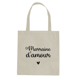 Tote bag super marraine