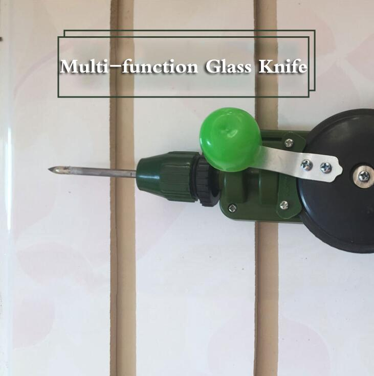 Multi-function Glass Knife