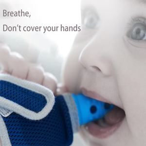 Creative children's anti-bite finger gloves