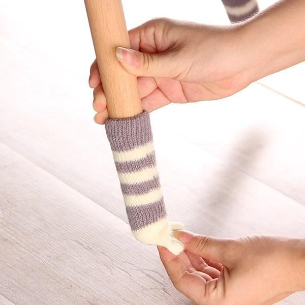 Anti-Slip Table And Chair Foot Cover
