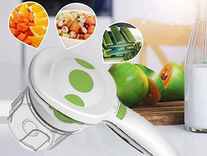 Vegetable And Fruit Press Cutter