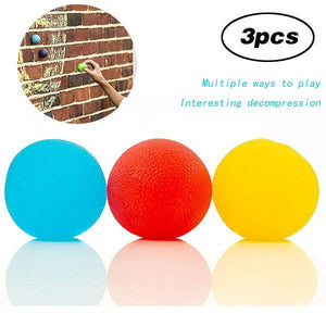 Stress Relief Balls (3-Pack)