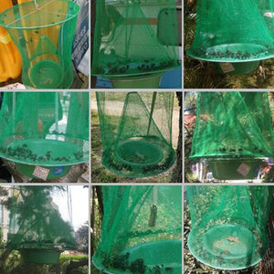Hanging Household Garden Fly Catcher
