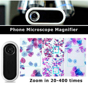 Cool And Slim Mobile Phone Microscope