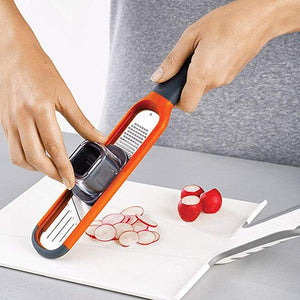 2-in-1 Mini Grater And Slicer