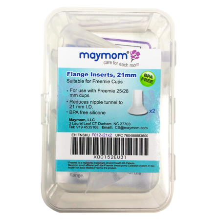 Maymom 21mm Breast Shield Insert (Pair)
