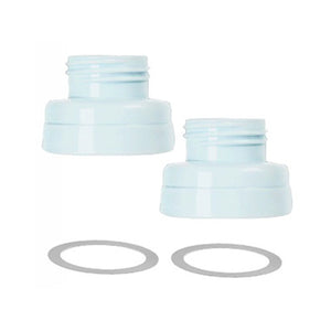 Maymom Standard Neck to Wide Neck Bottle Adaptor (1 Pair)
