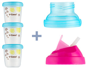 V-Coool Storage Cups