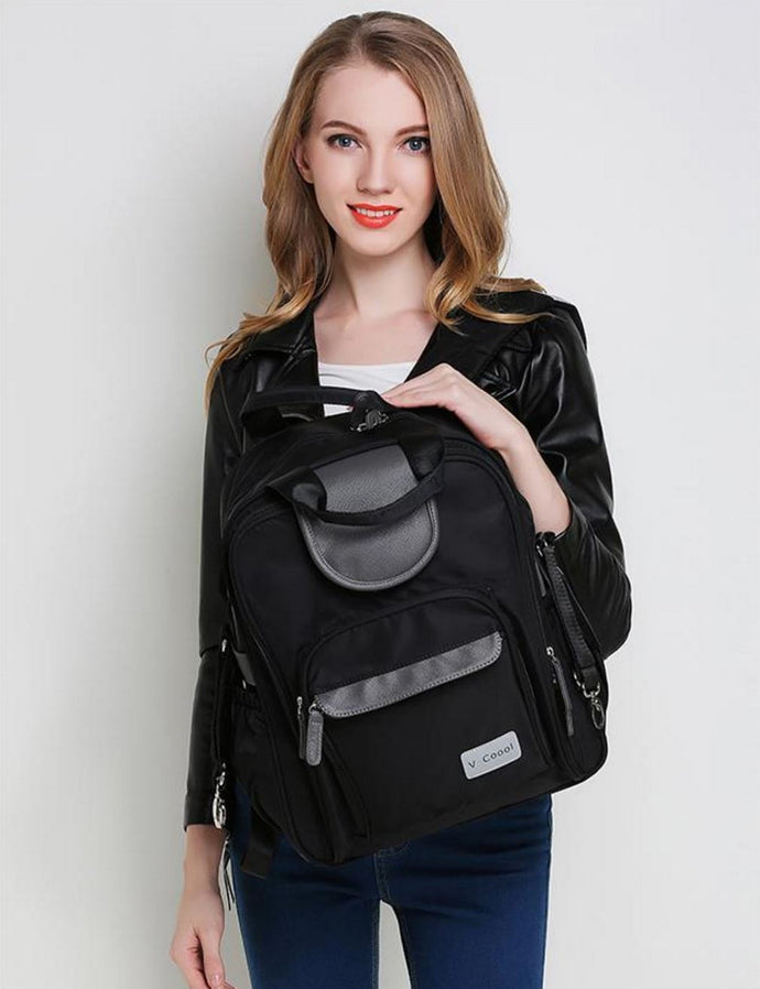 V-Coool Diaper Bag - Stylish Backpack