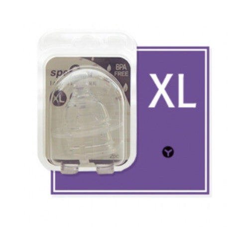 Spectra Teat for Wide Neck Bottle (Pack of 2) - XL