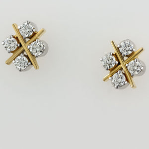 ERR0048 Diamond Earring